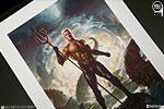 Aquaman Premium Art Print