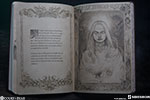 Court of the Dead Deluxe Hardcover Sketchbook Book