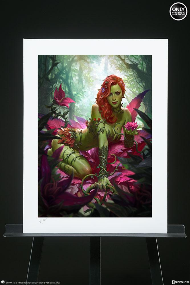 Poster Amp Locandine Sideshow Premium Prints Poison Ivy