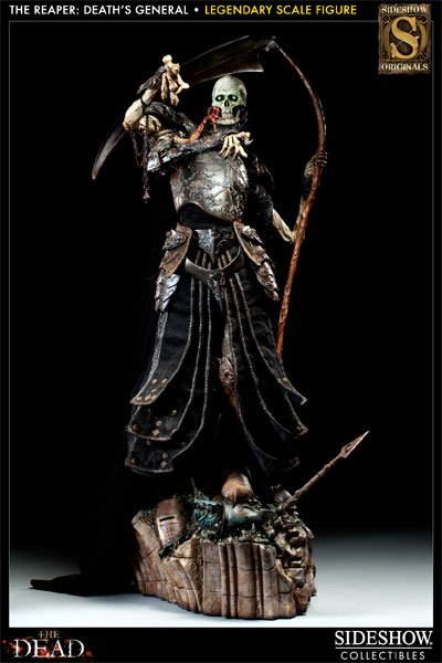 The Dead The Reaper Death S General Legendary Scale Tm