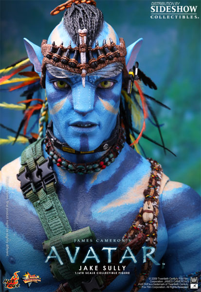 AVATAR Jake Sully Sixth Scale Figure by Hot Toys ...