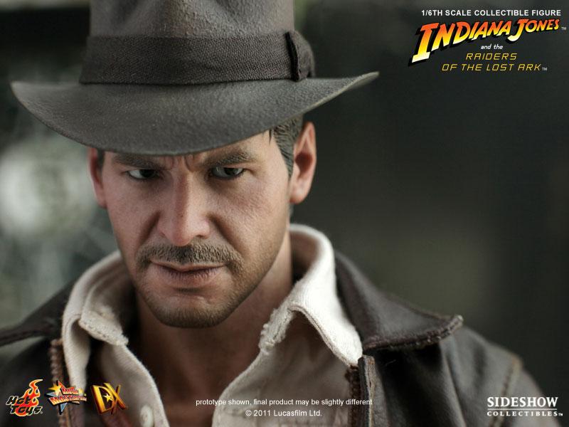 Indiana Jones Indiana Jones Dx Series Sixth Scale Figure