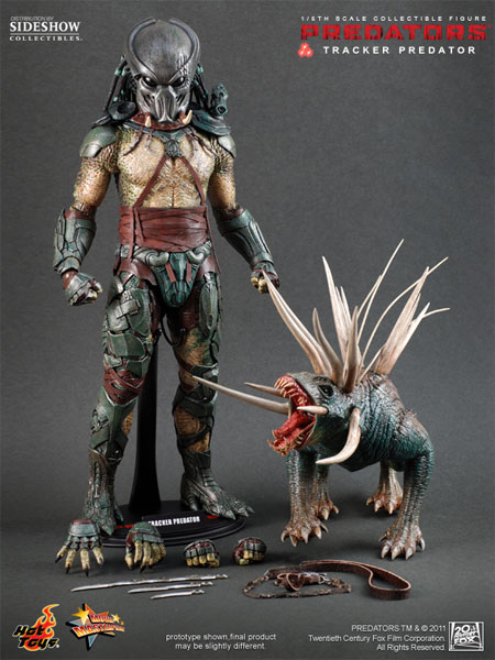 Predator Tracker Sixth Scale Figure By Hot Toys Sideshow Collectibles