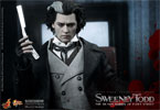 Hot Toys Sweeney Todd Sixth Scale Figure