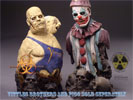 The Vittles Brothers Collectible Bust