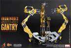 Hot Toys Suit-Up Gantry Sixth Scale Figure Environment
