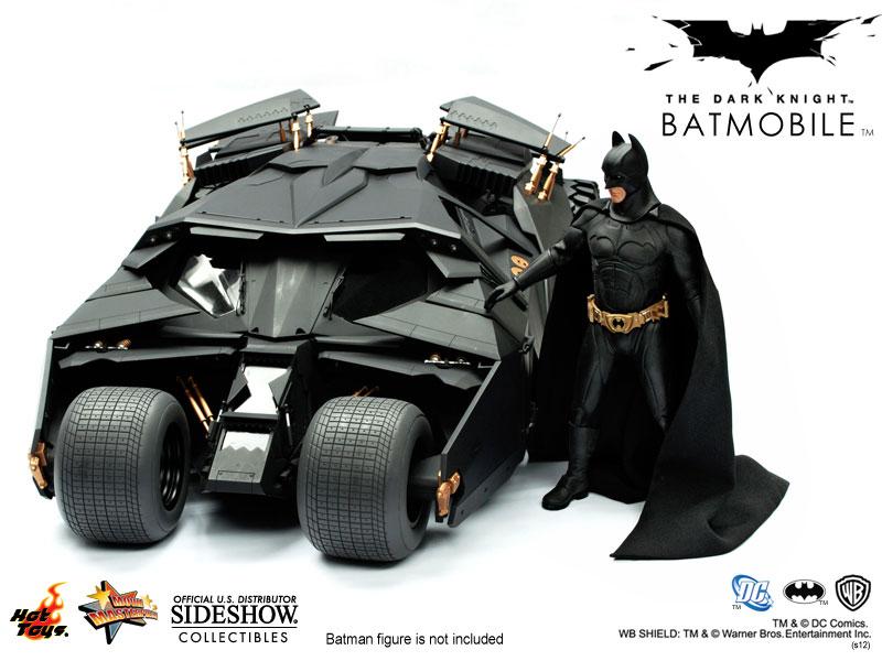Batmobile Toy Model Hot Toys Batmobile