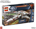 X-wing Starfighter LEGO® Toys