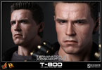 Hot Toys T-800 Sixth Scale Figure