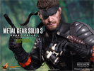 Hot Toys Naked Snake Sixth Scale Figure