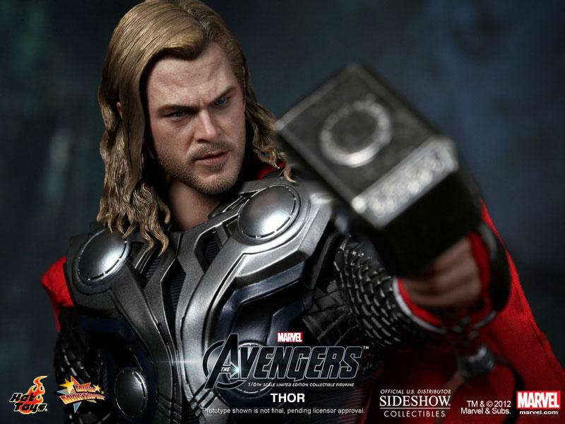 Toys Figures Figure · Hot Toys Thor