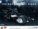 Hot Toys The Bat-pod Sixth Scale Figure Related Product