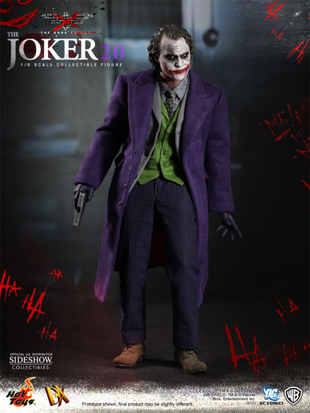 Dc Comics The Joker 2 0 Dx Series Sixth Scale Figure By Ho
