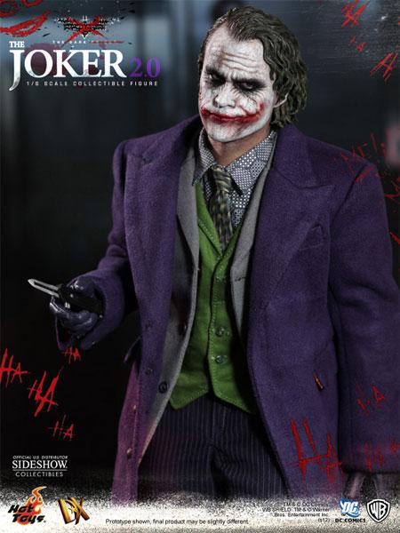 Hot Toys Joker Dx 7