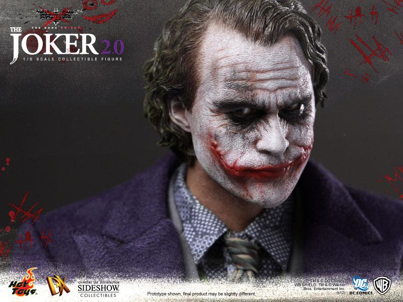 Hot Toys Joker Dx 43