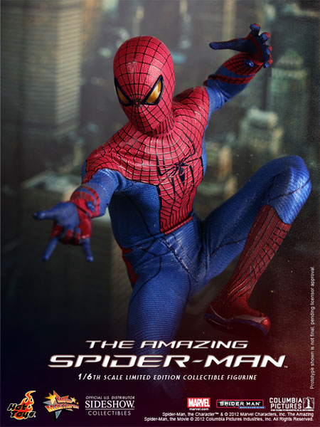 The amazing spider man toys - photo#14