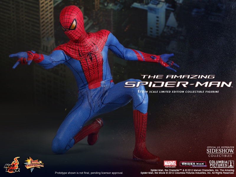 The amazing spider man toys - photo#8