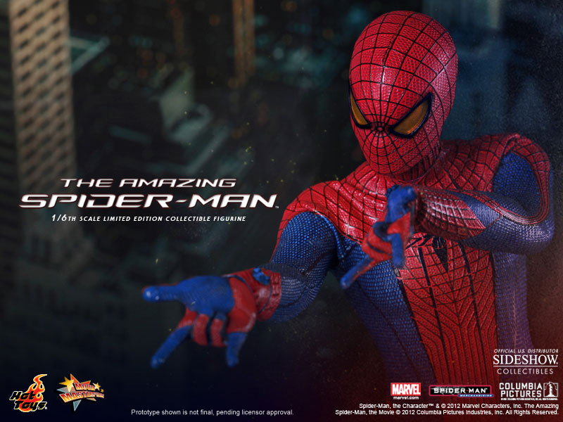 The amazing spider man toys - photo#13