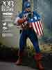 Hot Toys Captain America - 'Star Spangled Man' Version Sixth Scale Figure