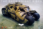 Hot Toys Batmobile - Tumbler (Camouflage Version) Sixth Scale Figure Related Product