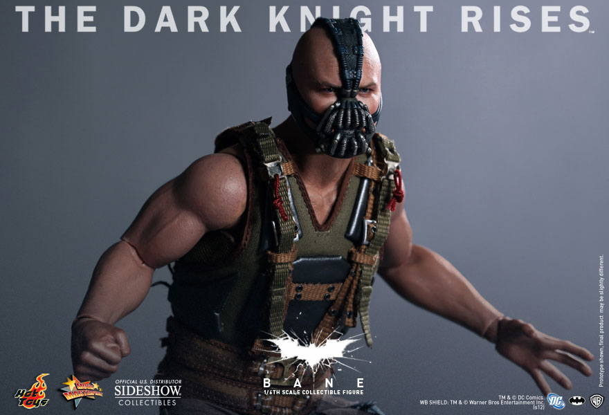 Bane Sixth Scale Figure ... & DC Comics Bane Sixth Scale Figure by Hot Toys | Sideshow Collectibles