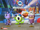 Hot Toys Monsters, Inc. Cosbaby Series - Complete Set Vinyl Collectible