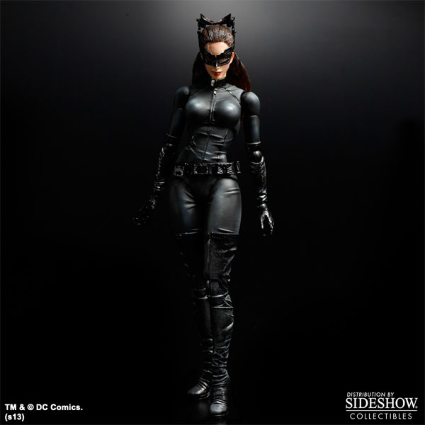DC Comics Catwoman (The Dark Knight Rises) Collectible ...