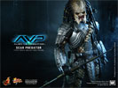 Hot Toys Scar Predator Sixth Scale Figure