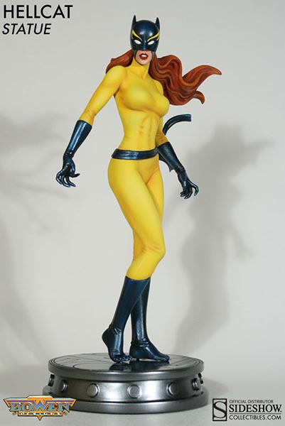 Marvel Hellcat Polystone Statue by Bowen Designs | Sideshow ...