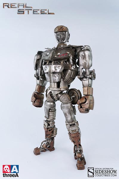 Atom Real Steel Sixth Scale Figure By Threea Toys