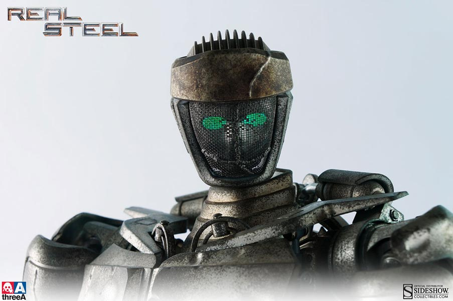 Atom - REAL STEEL Sixth Scale Figure by ThreeA Toys ...