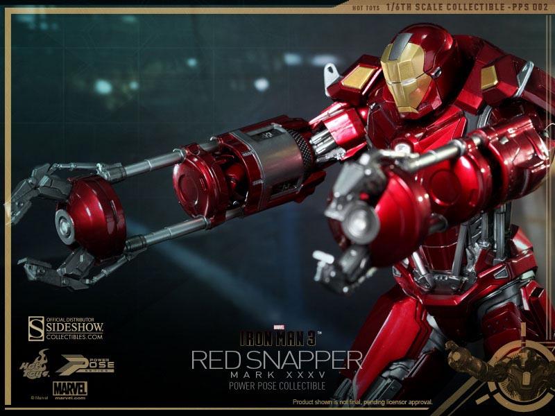 Iron Man Mark 35 Armor