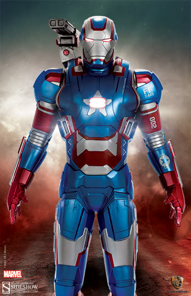 Marvel Iron Patriot Li...