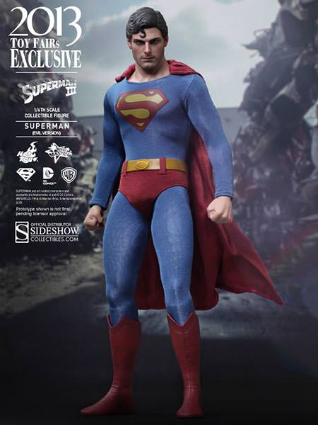 DC Comics Evil Superman Sixth Scale Figure by Hot Toys Sideshow IWTA4gmm