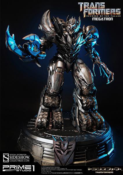 Fusion Megatron Man