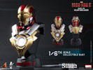 Hot Toys Iron Man Mark 17 Collectible Bust