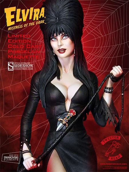 Excited too Elvira mistress of the dark