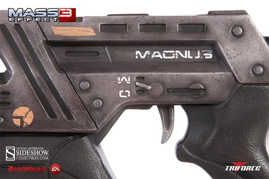Mass Effect 3 M-6 Carnifex Pistol Prop Replica | Sideshow