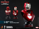 Hot Toys Iron Man Mark 33 Collectible Bust