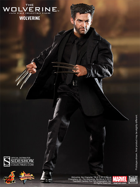Scale The Wolverine Movie Masterpiece Figure
