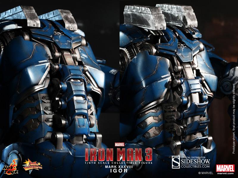 Pics Photos Iron Man Igor Armor Mark 38