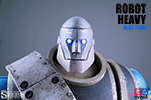 Robot Heavy - Blue Team Collectible Figure
