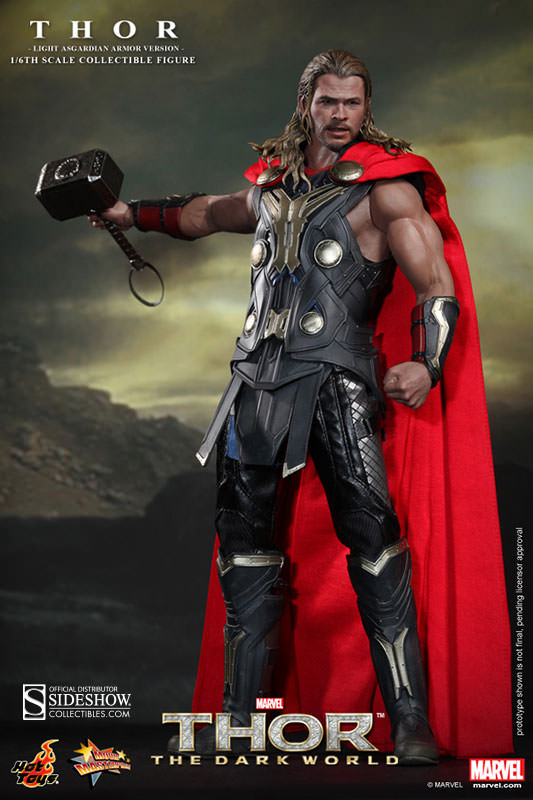 New Thor Collectibles Figure From Hot Toys Sideshow