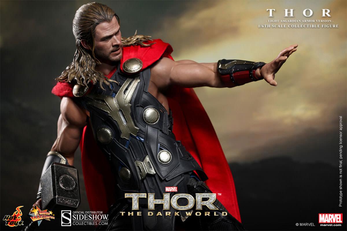 Toys Figures Figure Hot Toys Thor