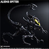 Alien Spitter Collectible Figure