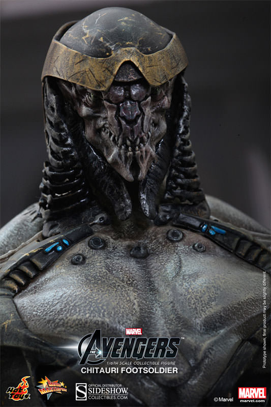 Chitauri footsoldier sideshow collectibles for Foot soldier