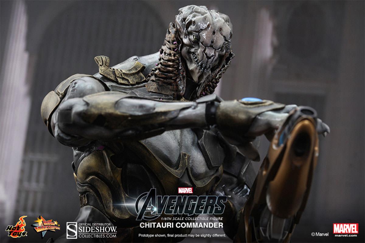 Chitauri Commander | Sideshow Collectibles