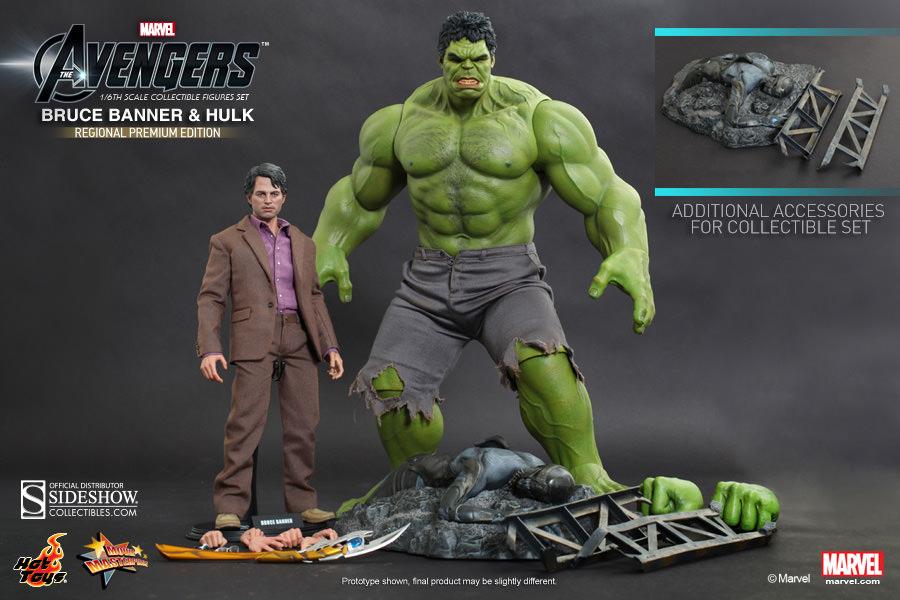 figurine hulk hot toys