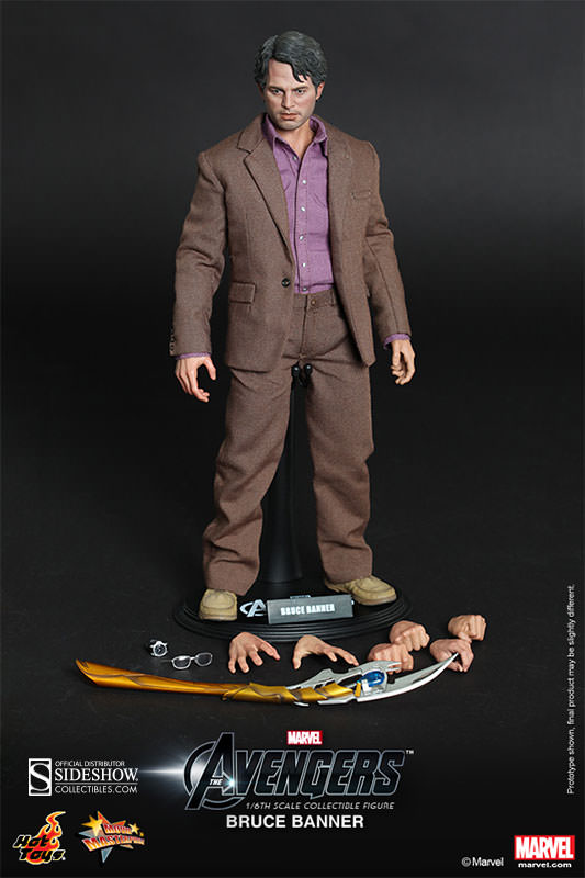 Bruce Banner Sideshow Collectibles