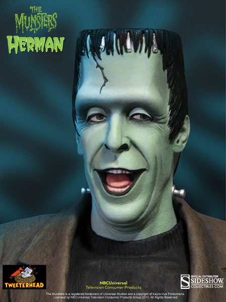 herman monster